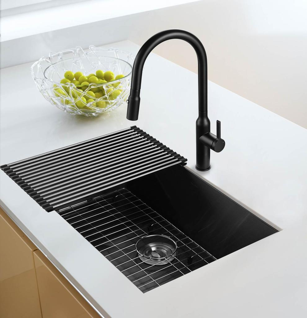 Picture of: Do They Make Black Stainless Steel Sinks Top 8 Black Sinks