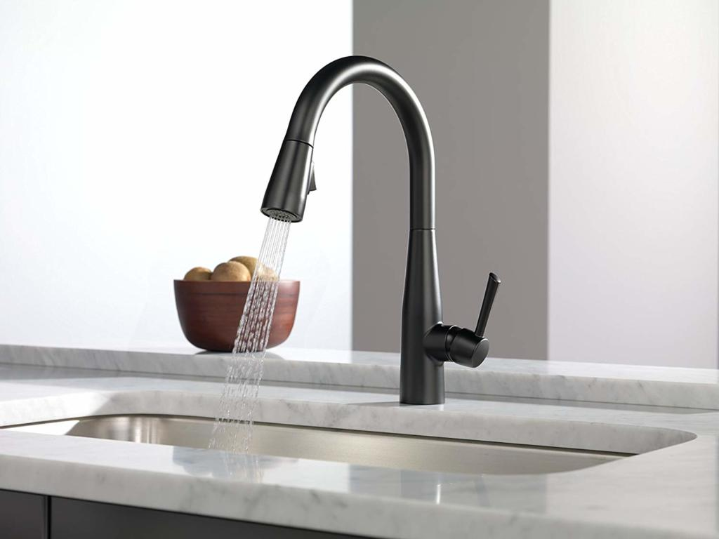 Top 10 Black Stainless Steel Kitchen Faucets Black Stainless Steel